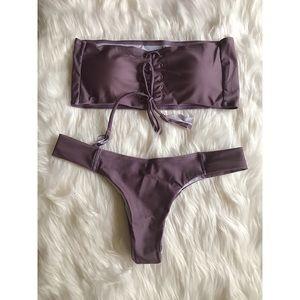 ▪️‼️SALE‼️▪️ NWOT Purple Bikini